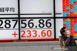 Saham Jepang ditutup melonjak, Indeks Nikkei naik 1,83 persen