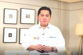 Erick Thohir: Berikan panggung seluas-luasnya khusus bagi pelaku UMKM lokal