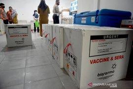 Riau sudah terima 69.480 dosis vaksin COVID-19, begini penjelasannya