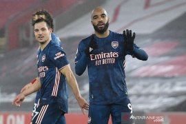 Liga Inggris - Arsenal kalahkan Southampton 3-1