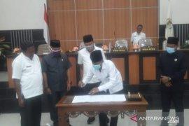 DPRD dan Pemkot Palu  setujui Perda P3HA