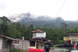 BPPTKG: 22 kali awan panas guguran meluncur dari Merapi