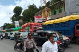Polda Papua kirim bantuan untuk korban gempa di Mamuju Sulbar