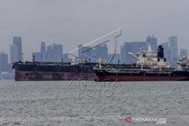 Kapal Tanker MT Horse Dan MT Freya Dibawa Ke Batam