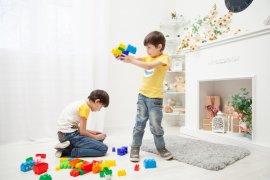 Tips jaga kesehatan anak selama di rumah