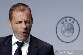Presiden UEFA tegaskan EURO tetap akan digelar di 12 kota
