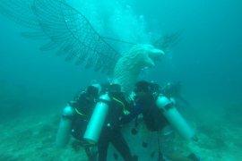 """KKP-BI mereplikasi pembangunan \""""coral garden\"""" untuk perairan Lombok"""