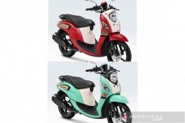 Tiga warna baru dari Yamaha Fino 125 Sporty