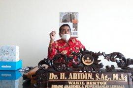 IAIN Palu  gencarkan sosialisasi penerimaan Maba jalur SPAN 2021