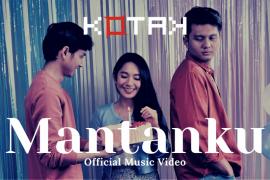 "Kotak merilis video musik \""Mantanku\"""