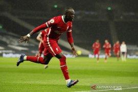 Sadio Mane: Liverpool sudah tak lagi kejar gelar Liga Inggris