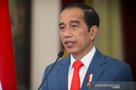 Presiden Jokowi minta peningkatan produk domestik dalam transformasi digital