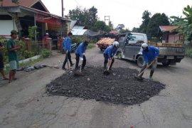 Wali Kota Payakumbuh sebut jalan nasional yang rusak sudah disampaikan ke Balai Jalan