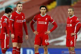 Para pemain Liverpool kompak mengunggah penolakan Liga Super Eropa