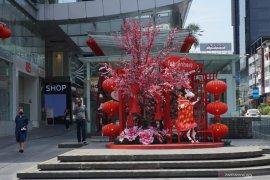 Perayaan Tahun Baru China di Malaysia hanya di rumah