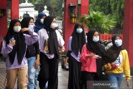 Indonesia urutan ke-18 dunia kasus positif COVID-19