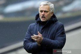 Saham Roma naik usai umumkan penunjukan Mourinho