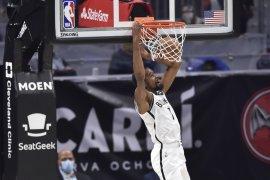 Joe Harris dan Kevin Durant bantu Nets kubur Hornets