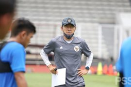 Pelatih Shin: beberapa pemain timnas SEA Games ke Kualifikasi Piala Dunia
