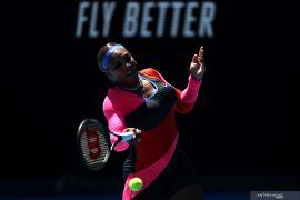 Serena kemungkinan gagal samai rekor 24 gelar Slam di Roland Garros