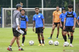 Timnas U-22  akan hadapi Bhayangkara FC dan Bali United