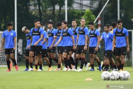 Shin: Beberapa pemain timnas persiapan SEA Games  2021 cedera