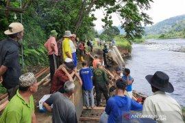 165 hektare sawah di Sangir Jujuan terancam gagal panen