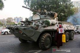 """Kedubes Negara Barat minta militer Myanmar agar \""""menahan diri\"""""""