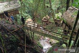 Objek wisata rumah Pohon Donggala