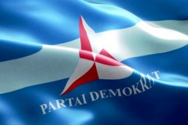 DPP Partai Demokrat beri sanksi pemberhentian tetap kepada tujuh anggotanya