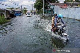 Banjir Pekalongan Berangsur Surut