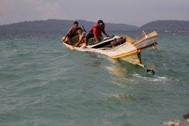 BMKG ingatkan untuk mewaspada gelombang hingga 4 meter di sejumlah perairan Indonesia