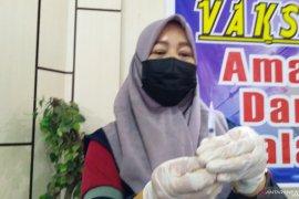 Solok Selatan targetkan vaksinasi COVID-19 terhadap Nakes selesai Sabtu (20/2)