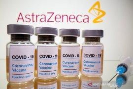 Presiden Jokowi umumkan 4,6 juta vaksin dari AstraZeneca segera tiba Maret