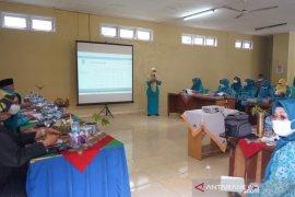 Dasawisma Melati 25 Kota Payakumbuh dinilai tim provinsi
