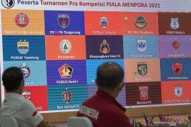 Menpora bakal inspeksi empat kota tuan rumah Piala Menpora 2021
