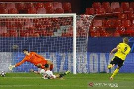 Haaland siap bela Dortmund melawan Sevilla