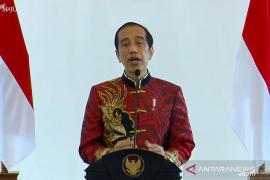 Presiden Joko Widodo : Indonesia bukan bangsa yang menyukai proteksionisme