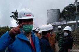 Ini penjelasan terkait semburan uap panas geothermal PT Supreme Energy Muaralaboh