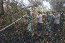 Waspada, Karhutla kembali melanda Bengkalis, sebagian ada di lahan perusahaan