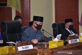 DPRD Lingga gelar paripurna penetapan kepala daerah  2021-2024