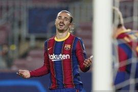 Eks bek Barca sebut Antoine Griezmann telah salah pilih klub
