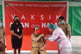 Pemerintah Kabupaten Minahasa harapkan warga sukseskan vaksinasi COVID-19
