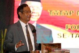 Mahfud MD sebut pemerintah tak bisa melarang KLB Partai Demokrat