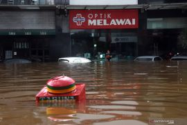 Melihat upaya antisipasi banjir di Jakarta