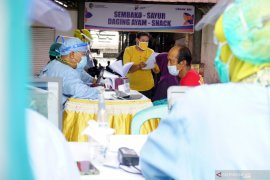 Satgas COVID-19 : Wacana sanksi rapid antigen PKL Malioboro untuk lindungi pedagang