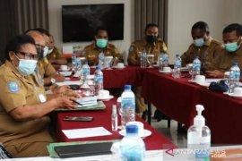 Dinsos Papua siapkan 120 ton beras bantu pengungsi Intan Jaya