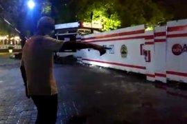 Ganjar cek banjir di kompleks kantor gubernur Jateng,