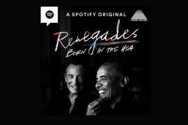 "Barack Obama dan Bruce Springsteen buat podcast ""Renegades: Born in the USA\"""