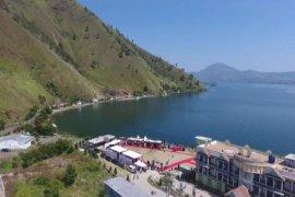 Tao Silalahi di Danau Toba, objek wisata andalan Kabupaten Dairi